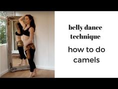 Bellydance tutorial: how to do Camels Belly Dancing Videos, Belly Dancing For Beginners, Dance Videos, Hula Dance, Tango Dance, Latin Dance, Core Workout Challenge, Belly Dance Lessons, Dance Technique