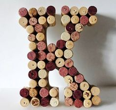 Guess I'm gonna have to start drinking more wine! Pinterest is giving me too many ideas.