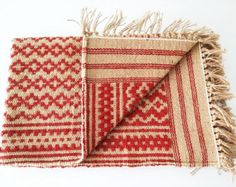 TANGERINE BLISS - Limited Edition Colours-Royal DARI Rugs - Handwoven Eco-friendly Artisan Floor Coverings - 2 ft x 3 ft