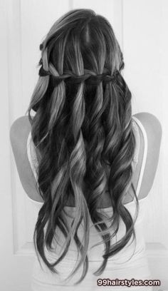 wedding hairstyle for long hair - 99 Hairstyles Ideas