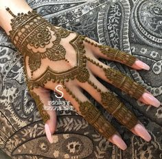 Mehndi Art Designs, Beautiful Henna Designs, Mehndi Images, Simple Mehndi Designs, Indian Henna, Henna Mehndi, Arabic Henna, Mehendi, Henna Body Art