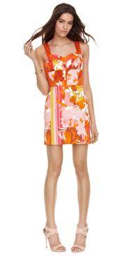 Ali Ro Citron dress available at ali-ro.com #springstyle