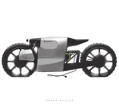 Don't forget the 🔌! – Vehicles is art Concept Motorcycles, Custom Motorcycles, Custom Bikes, Futuristic Motorcycle, Futuristic Cars, Powered Bicycle, Bike Sketch, Mercedes Benz, Motorbike Design