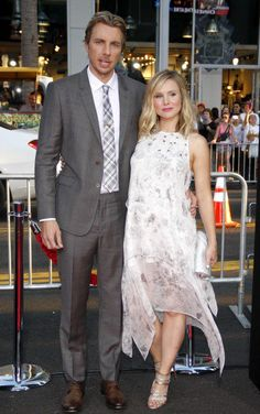Why Kristen Bell keeps letting Dax Shepard knock her up