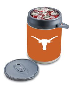 Take a look at this Texas Can Cooler by Tailgate Essentials Collection on #zulily today!