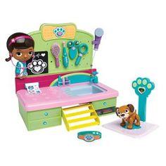 Disney Doc Mcstuffin's Pet Vet Desk Baby Girl Toys, Toys For Girls, Baby Dolls, Princess Toys, Barbie Princess, Toddler Toys, Kids Toys, Doc Mcstuffins Toys, Barbie Toys