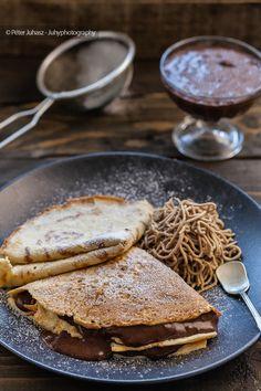 NoCarb Palacsinta | Klikk a képre a receptért! Loose Weight, Food Lists, Body Works, Pancakes, Fitt, Recipe List, Breakfast, Ethnic Recipes, Morning Coffee