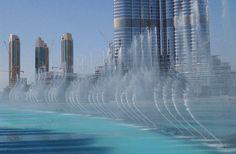 O que não é grandioso e imponente em Dubai? Me diga?!
