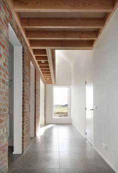Atelier Tom Vanhee: House Aartrijke, Zedelgem, Belgium.  ~ Great pin! For Oahu architectural design visit http://ownerbuiltdesign.com