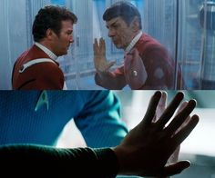"""""""I have been and always shall be your friend.Live long and prosper."""" --Star Trek: The Wrath of Khan """"Is there anything you wouldn't do…for your family?"""" --Star Trek Into Darkness"""