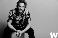 'The Assassination of Gianni Versace: American Crime Story ' Star Cody Fern Portraits (Photos) American Horror Story Coven, American Crime Story, Hot Actors, Actors & Actresses, Fern Michaels, Star Wars, Attractive People, Pretty Men, Portrait Photo
