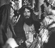 George Harrison & Monty Python (in the Monty Python film Life Of Brian)