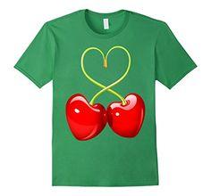 Men's Two Love Red Hearts Berries, Red Berry ,  T-Shirt 3... https://www.amazon.com/dp/B01N2L7YFS/ref=cm_sw_r_pi_dp_x_WAJtyb39G3FJR