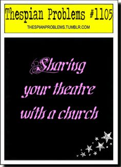 Theatre: We live it. But not without some problems along the way. Submit problems or questions in the message box, but make sure to read the FAQ first! Theatre Nerds, Musical Theatre, Theater, Music Puns, Acting Lessons, Sing Me To Sleep, Best Friends Funny, Jersey Boys, Geek Out