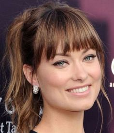 25 Best Hairstyles With Bangs