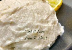 Λευκή Ταραμοσαλάτα του Ζαφείριου Χατζηχαλκιά - Cook-Bake Dairy, Cheese, Baking, Recipes, Food, Bakken, Essen, Meals, Backen