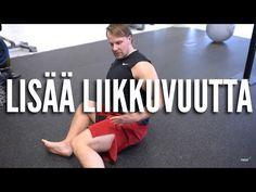 Lisää liikkuvuuttasi - Jarno Härkönen (VIDEO) | Tikis.fi