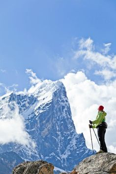 trekking / mountain climbing ... Everest Base Camp, Nepal