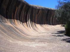 Hyden's Wave Rock, Perth Austrailia