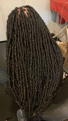Faux Locs Hairstyles, Black Girl Braided Hairstyles, African Braids Hairstyles, Baddie Hairstyles, Ponytail Hairstyles, Hairstyles With Bangs, Hairstyles 2018, Wedding Hairstyles, Short Hair