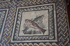Roman Mosaics (Article) - Ancient History Encyclopedia www.ancient.eu3888 × 2592Buscar por imágenes Roman Mosaic