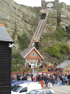 Heritage Lift at Hastings (East Sussex, UK)