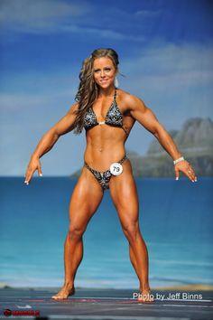 Danielle  Reardon - IFBB Europa Show of Champions 2013 - #1