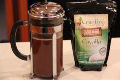 Crio bru double chocolate latte (coffee free)