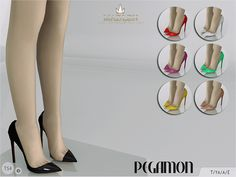 MJ95's Madlen Pegamon Shoes | Sims 4 Updates -♦- Sims Finds & Sims Must Haves -♦- Free Sims Downloads