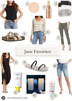 Jo-Lynne Shane shares a few of her favorite items for summer, including the best tinted mineral sunscreen, mineral powder foundation, a beachy maxidress, minimalist slides, and more! You'll definitely want to check out the post and see what items are at the top of the list for summer.