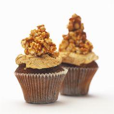 Erdnussmuffins mit Crunch - smarter - Zeit: 45 Min. | eatsmarter.de