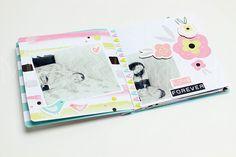 Mini álbum: You make me happy! | Mimama Handmade