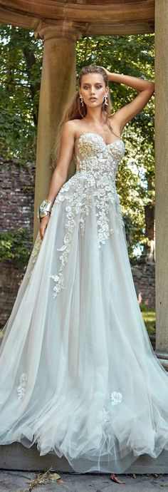 Wedding Dress by Galia Lahav 2017 Bridal Collection – Le Secret Royal II