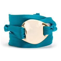 How to Stack Bracelets Like a Pro... Wrap bracelet by Gorjana on oBaz