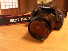 あたしの相棒(*´˘`*)♡ Canon EOS kissX5✨
