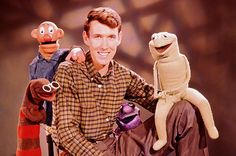 Jim Henson...Children's Television genius in the making...