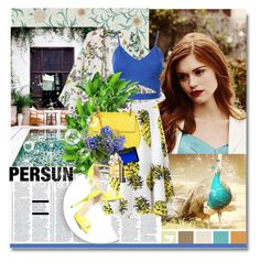 """""""Persunmall (18) <3"""" by advent68 ❤ liked on Polyvore featuring mode, William Morris, PLANT, Chloé, Carvela Kurt Geiger, NARS Cosmetics, Marc Jacobs en Elizabeth Arden"""