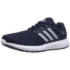 online retailer ccb1a 9a4ab adidas Performance Men s Energy Cloud Wtc m Running Shoe, Black White Unity  Lime