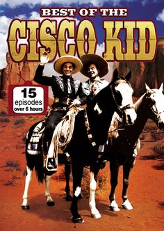 This classic Western series follows the Cisco Kid (Duncan Renaldo) and his sidekick Pancho (Leo Carrillo) as they travel throughout the Old West, righting wrongs and fighting injustice along the way.
