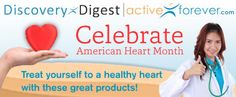 Join us as we celebrate #AmericanHeartMonth!