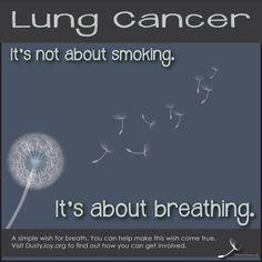 Inspire Hope with this Lung Cancer Awareness Wish by DustyJoyShop