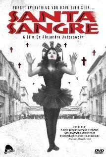 Santa Sangre Poster 1989