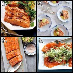 4 Martha Stewart Salmon Recipes