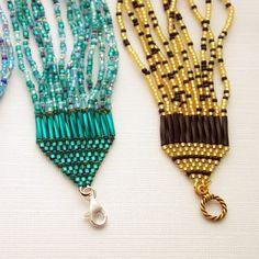 Free Beading Patterns | Free Peyote Stitch Beading Patterns - Welcome to About.com: Beadwork
