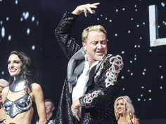 My Sweet Lord! See Michael Flatley's Lord of the Dance: Dangerous Games Bow on Broadway