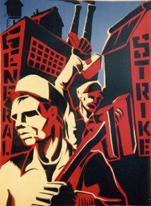 The General Strike by Ralph Chaplin | Industrial Workers of the World