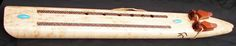 Bird's Eye Maple Drone Flutes by Laughing Crow