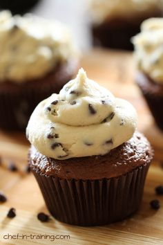 Cream Cheese Cookie Dough Frosting