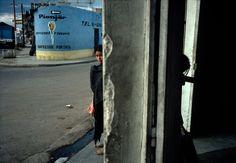 Alex Webb - Mexico. Oaxaca. 1982.