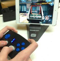ipad game controller